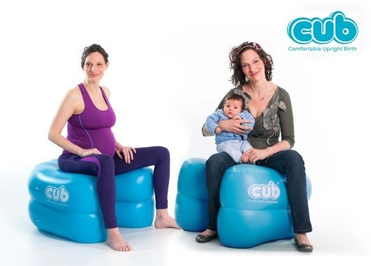 Cub Ireland Comfortable Upright Birthing M E D Surgical